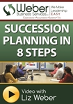 Succession Planning in 8 Steps Video