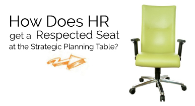 Respected Seat for HR- Liz Weber