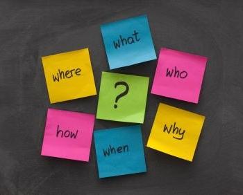 Ten Little Questions