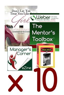 Women's Leadership Team Package
