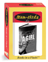 Don't Let 'Em Treat You Like a Girl<sup>®</sup> Success Deck