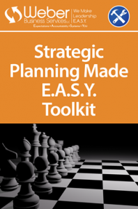 Strategic Planning Made E.A.S.Y. Toolkit