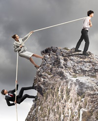 Stop Kidding Yourself – You are Not a Stage Five Leader