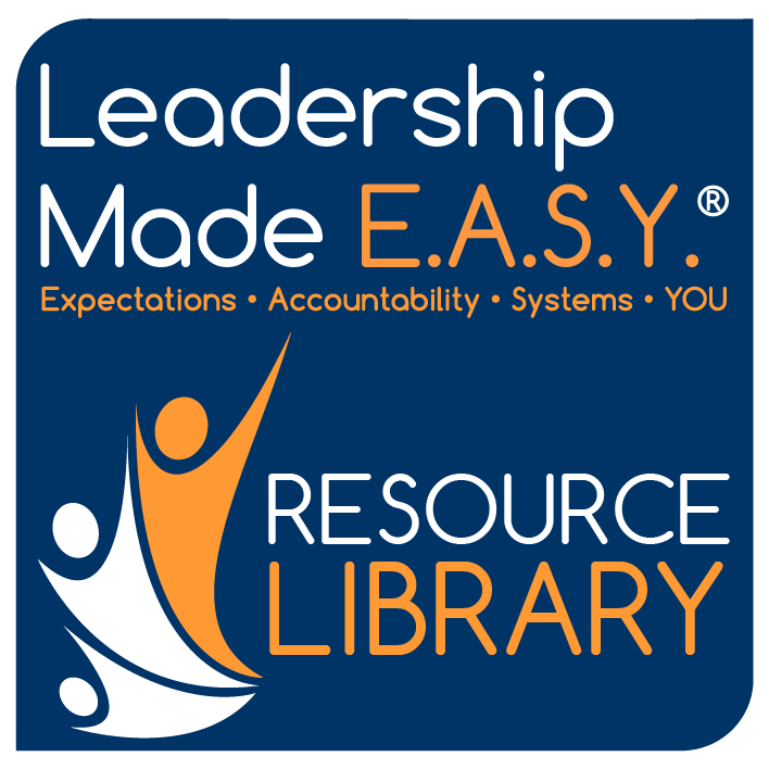 Leadership Made E.A.S.Y. Resource Library