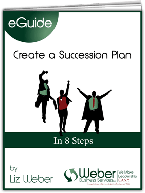 Succession Planning in 8 Steps
