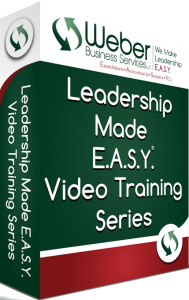 Leadership Made E.A.S.Y.® Leadership Training Video Series