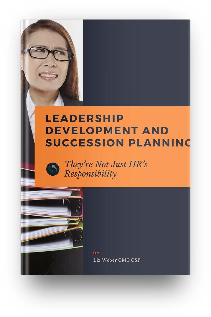 Leadership Development and Succession Planning — They're Not Just HR's Responsibility
