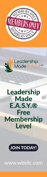 Free resource: Leadership Made E.A.S.Y.® Free Level