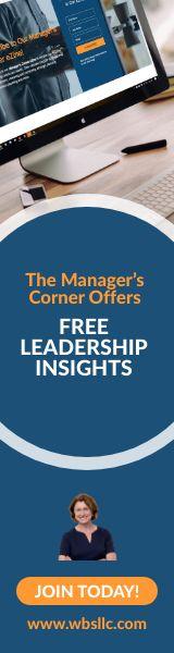 Manager\'s Corner